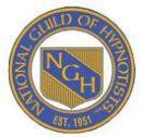 logo national guild of hypnotists