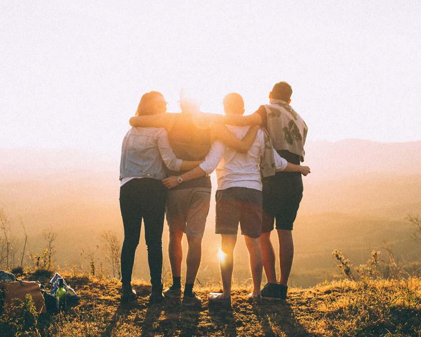"""Fire unge mennesker har fået øget deres selvværd med ViaVitas hypnose """"Styrk dit selvværd"""""""